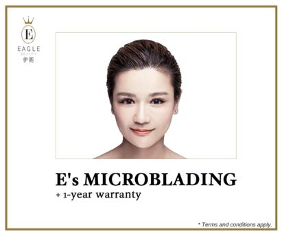 e microblading promo